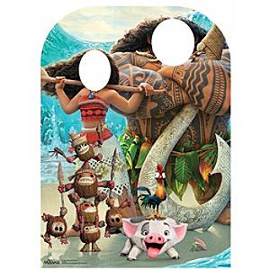 Moana Cardboard Cut-Out - Moana Gifts