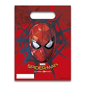 Spider-Man 6x Party Bags - Marvel Gifts