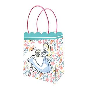 Alice in Wonderland x6 Party Bags - Bags Gifts
