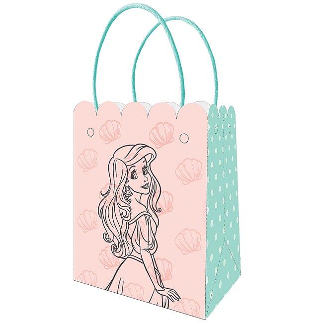 Disney Store Lot de 6sachets cadeaux La Petite Sirène