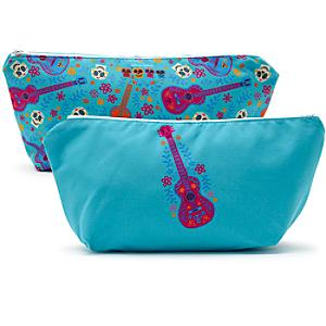 Guitar Personalised Wash Bag, Disney Pixar Coco - Music Gifts