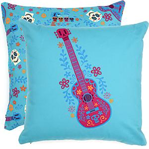 Guitar Personalised Cushion, Disney Pixar Coco - Music Gifts