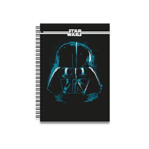 Darth Vader Personalised A5 Notebook, Star Wars - Darth Vader Gifts