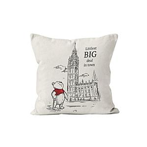 Christopher Robin Personalised Cushion