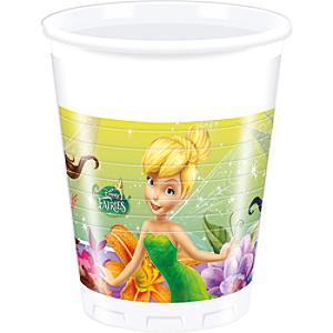 Disney Fairies 8x Party Cup Pack - Disney Fairies Gifts