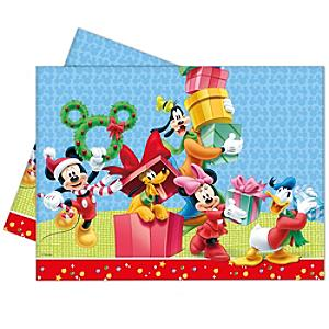 Mantel navideño Mickey Mouse