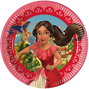 Elena of Avalor 8x Party Plates Set - Elena Of Avalor Gifts