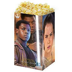 Star Wars: The Force Awakens 4x Popcorn Bucket Pack - Popcorn Gifts