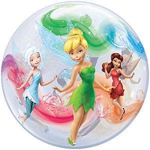 Disney Fairies Bubble Balloon - Disney Fairies Gifts