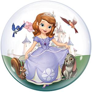 Sofia The First Bubble Balloon - Sofia The First Gifts