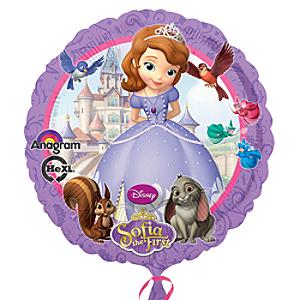 Sofia The First Foil Balloon - Sofia The First Gifts