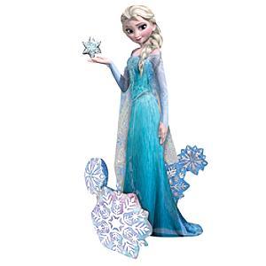 Globo Elsa cuerpo entero