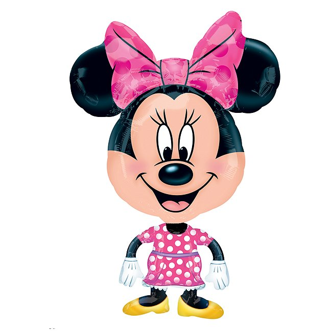 Ballon AirWalker Minnie Mouse