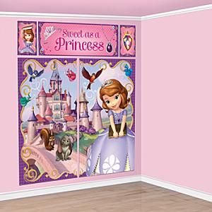 Sofia The First Party Scene Setter - Sofia The First Gifts