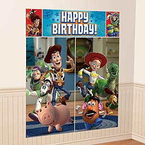 Toy Story Party Scene Setter - Toy Story Gifts