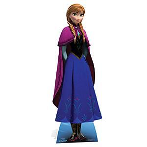 Personaje troquelado de Anna Frozen