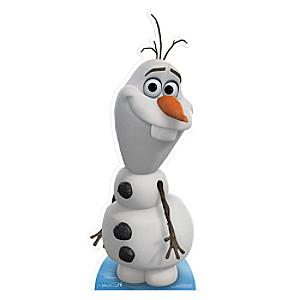 Olaf Character Cut Out