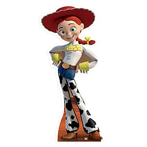 Jessie Character Cut Out, Toy Story - Toy Story Gifts