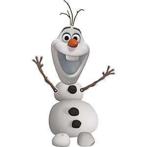 Olaf Hanging Decoration, Frozen - Olaf Gifts