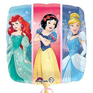Ballon métallisé Princesses Disney