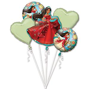 Elena of Avalor Balloon Bouquet - Elena Of Avalor Gifts