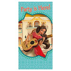 Elena of Avalor Door Banner - Elena Of Avalor Gifts