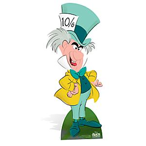 Mad Hatter Character Cut-Out, Alice in Wonderland - Alice In Wonderland Gifts