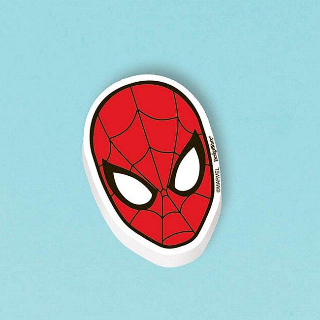 Disney Store Lot de 12 gommes Spider-Man