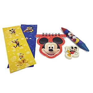Mickey Mouse 20 Piece Stationery Pack - Stationery Gifts
