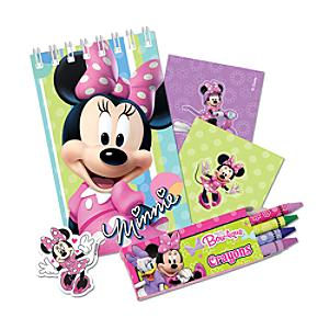 Minnie Mouse 20 Piece Stationery Pack - Stationery Gifts
