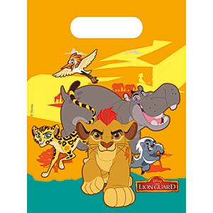 The Lion Guard 6x Party Bags - Bags Gifts