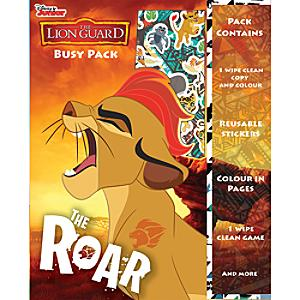 The Lion Guard Busy Activity Pack - Lion Gifts