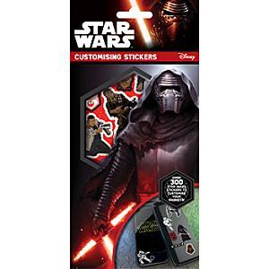 Star Wars Technology Customising Sticker Pack - Star Wars Gifts