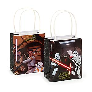 Star Wars: The Force Awakens 6x Paper Party Bag Pack - Star Wars Gifts