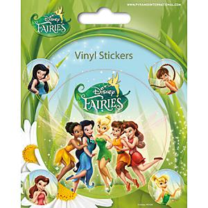 Disney Fairies Vinyl Sticker Sheet - Disney Fairies Gifts