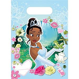 Tiana x6 Party Bags, The Princess and the Frog - Bags Gifts