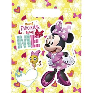 Minnie Mouse x6 Party Bags - Bags Gifts