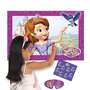Sofia The First Stick The Amulet Party Game - Sofia The First Gifts