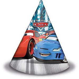Disney Pixar Cars, 6 cappellini di carta