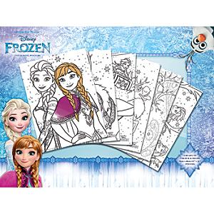 Frozen Colouring Posters, Set of 6 - Posters Gifts