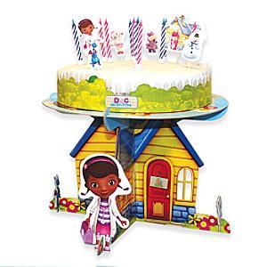 Doc McStuffins Cake Decorating Set - Doc Mcstuffins Gifts