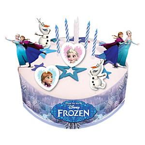 Frozen Cake Decorating Set - Decorating Gifts