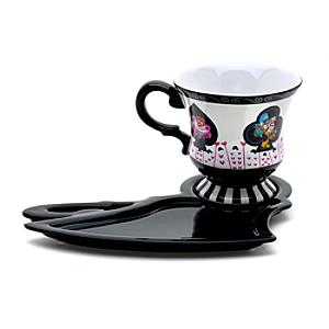 Alice in Wonderland Cup And Saucer - Alice In Wonderland Gifts
