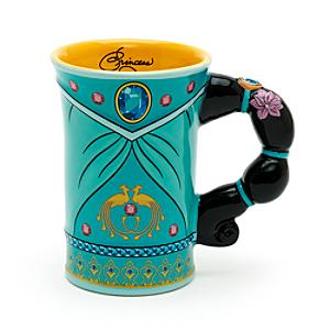 Walt Disney World Princess Jasmine Sculpted Mug - Aladdin Gifts