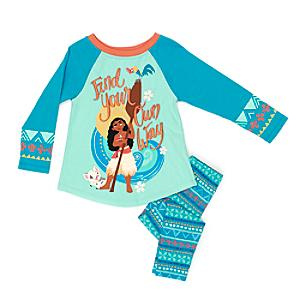 Moana And Friends Pyjamas For Kids