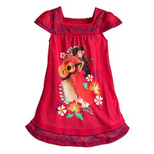 Elena of Avalor Nightdress For Kids -  3 Years - Elena Of Avalor Gifts