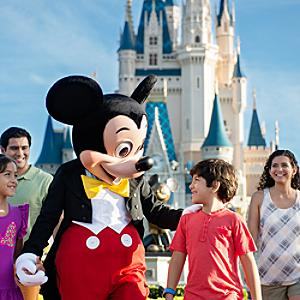 Walt Disney World Resort in Florida 14-Day Adult Ultimate Ticket, 2017
