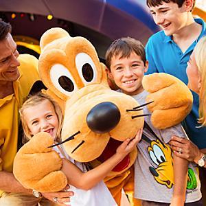 Walt Disney World Resort in Florida 14-Day Child Ultimate Ticket, 2017
