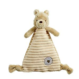 Classic Winnie The Pooh Comforter - Winnie The Pooh Gifts
