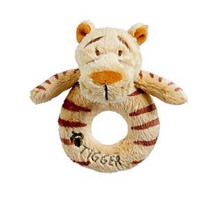 Tigger Baby Rattle - Tigger Gifts